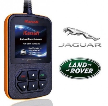 iCarsoft i930 - Jaguar & Land Rover